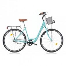 Bicicleta Robike Elise N3 28 light green
