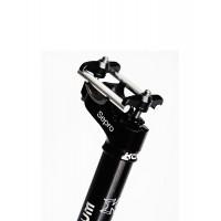 Tija sa KCNC Sepro Lite 27.2x400mm (Scandium, Suruburi titan)