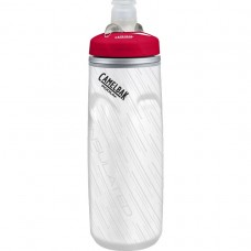BIDON CAMELBAK PODIUM CHILL 620ML, CRIMSON/LOGO