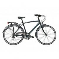 Bicicleta Adriatica Boxter HP 21V neagra 50 cm