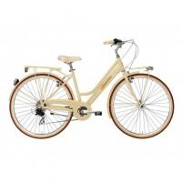Bicicleta Adriatica City Retro Lady 28 cream 45 cm