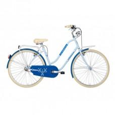 Bicicleta Adriatica Holland Lady albastra 2016