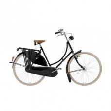 Bicicleta Adriatica Lady Week End 26 1V neagra 45 cm