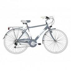 Bicicleta Adriatica Panarea Man 28 alb/albastru 50 cm