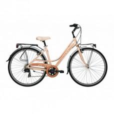 Bicicleta Adriatica Sity 3 6V Donna roz 45 cm