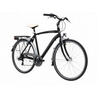 Bicicleta Adriatica Sity 3 6V Man neagra 50 cm