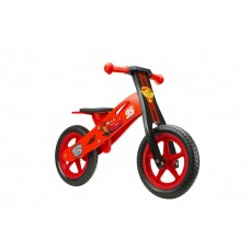 Bicicleta fara pedale Seven-Cars, Rosu