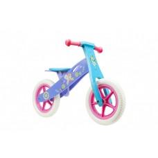 Bicicleta fara pedale Seven-Frozen, Mov/Albastru