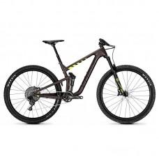 Bicicleta Focus Jam C Factory 12G 29 brown/yellowm 2018