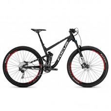 Bicicleta Focus Jam Elite 20G 29 magicblackmatt 2018