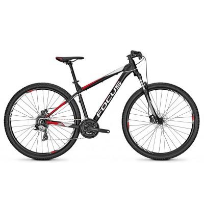 Bicicleta Focus Whistler Core 24G 29 magicblackmatt 2018 - 520mm (XL)