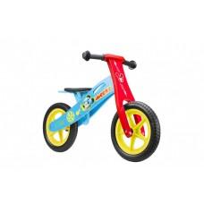 Biciclete fara pedale Seven- Mickey, Multicolor
