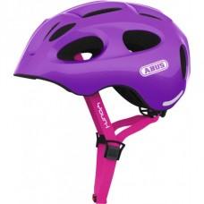 Casca Abus Youn sparkling purple M