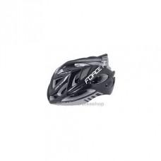 Casca Force Fugu negru/gri S-M