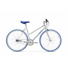 Bicicleta Clasic F - 3 viteze, Alb Perlat