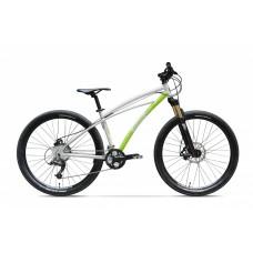 "Bicicleta Drumet, Alb Perlat, 16"" - 3x8 viteze"