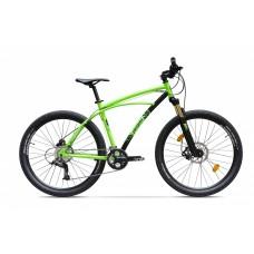"""Bicicleta Drumet, Verde Neon, 19"""" - 3x8 viteze"""