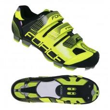 Pantofi Force Free MTB fluo/negru 40