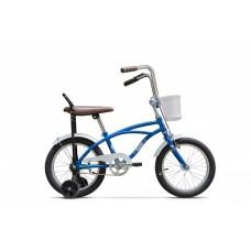 "Pegas Mezin B (16"") - 1 viteza, Albastru Cobalt"