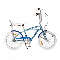 Bicicleta Pegas Strada Mini 2017, 7 viteze, Bleu Arctic
