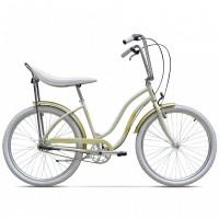 Bicicleta Strada 2 Alb Perlat,o viteza