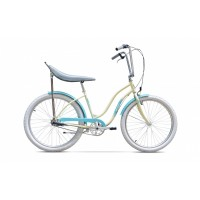 Bicicleta Strada 2 Crem Inghetata, 3 viteze